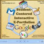 Dr helen Barrett & Google
