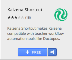 Kaizena: Voice comment app