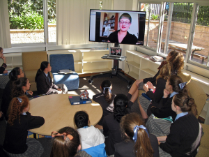 Skype poetry workshop