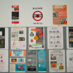 Racism posters
