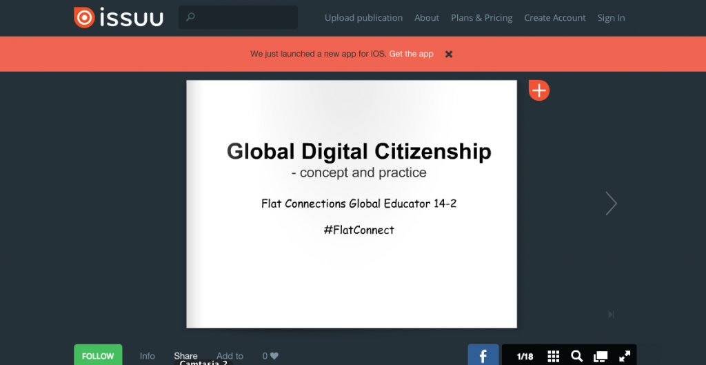 Global Didital Citizenship