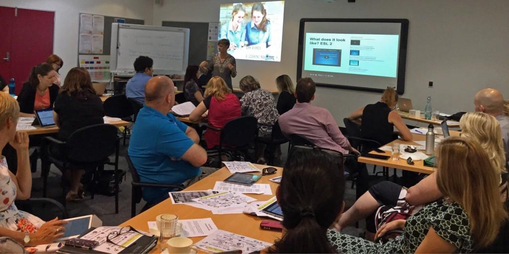 AISSA Flipped Learning Presentation 2015