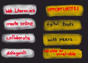 Digital Literacies.