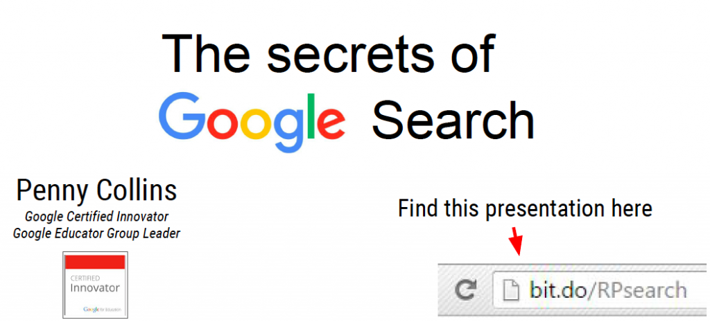 Penny Collins & the Secrets of Google Search